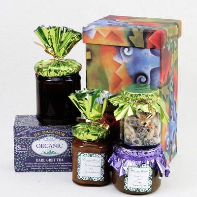 regalos y canastas gourmet en maria orsini