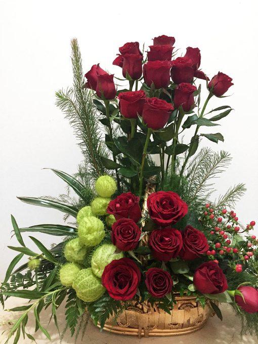 rosas y flores ciudad de mexico