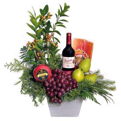 regalos gourmet y canastas de lujo en maria orsini